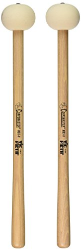 Vic Firth Corpsmaster Bass Mallet — Large Head Hard
