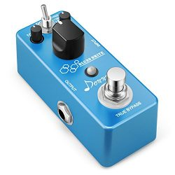 Donner Blues Drive Classical Electronic Vintage Overdrive Guitar Effect Pedal True Bypass Warm/H ...