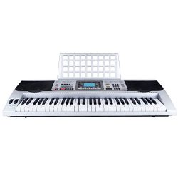 LAGRIMA 61 Key Music Digital Electronic Keyboard Electric Piano Organ Touch Sensitive