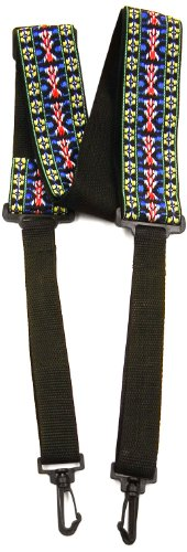 D'Andrea 1312 Banjo Strap (Colors May Vary)