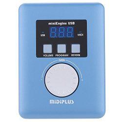 ammoon Midiplus MiniEngine USB MIDI Sound Module General MIDI Generator