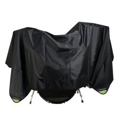 On Stage DrumFire Drum Set Dust Cover – 80 x 108 Inches