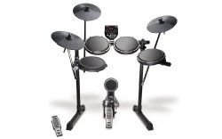 Alesis DM6 USB Kit | Eight-Piece Compact Beginner Electronic Drum Set with 8″ Snare, 8&#82 ...