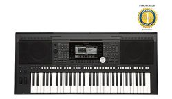 Yamaha PSR-S970 61-key Professional Arranger Keyboard with 1 Year Free Extended Warranty