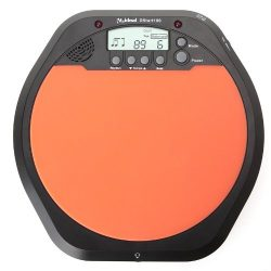 Andoer Digital Electronic Drummer Training Practice Drum Pad Metronome