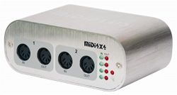 MIDI 4×4 USB MIDI interface