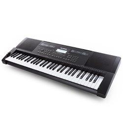 Alesis HARMONY61XUS   61-Key Portable Keyboard with Built-In Speaker