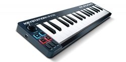 M-Audio Keystation Mini 32 II Ultra-Portable 32-Key USB MIDI Keyboard Controller