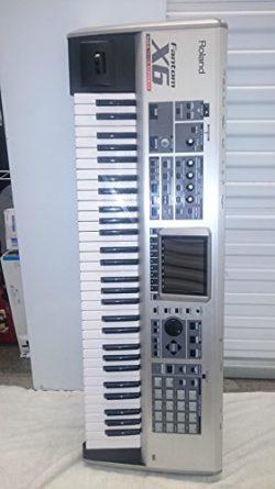 Roland Fantom X6 61 key keyboard workstation