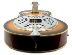RESONATOR GUITAR Acoustic-Electric SEPELE SPRUCE Steel Pan Blues Jazz