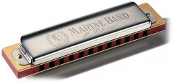 Hohner 364 Marine Band, Key Of 12 G Major