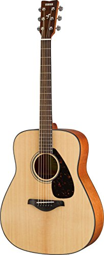 Yamaha FG800 Solid Top Acoustic Guitar