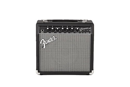 fender champion 20 20 watt electric guitar amplifier musicalbin musicalbin. Black Bedroom Furniture Sets. Home Design Ideas