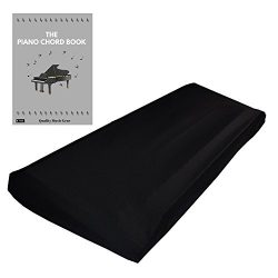 Stretchable Keyboard Dust Cover for 88 Key-keyboard: Best for all Digital Pianos & Consoles  ...