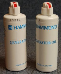 Hammond Tone Generator Oil Pair – Buy Two and SAVE!