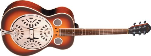 Oscar Schmidt OR4TS Resonator Guitar