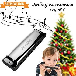 Harmonica for kids or beginners at Parties, Holidays and Special Events as gifts,Diatonic harmon ...