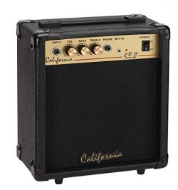 California Amps CB-15 Electric Bass Amplifier