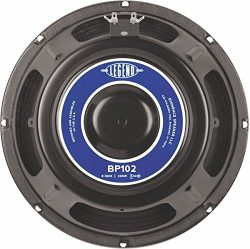 Eminence Legend BP102 10″ Bass Amplifier Speaker, 400 Watts at 8 Ohms