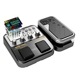 MG-100 Professional Multi-Effects Pedal Processor Musical Instrument Parts 40s Record 55 Effect  ...
