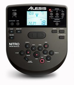 Alesis NITRO Drum Module – with Cable Snake Harness and Power Adapter