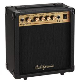 California Amps CG-15 Guitar Combo Amplifier