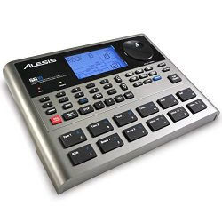 Alesis SR18 | High-Definition Multi-Sampled Electronic Drum Machine with Dynamic Articulation &a ...