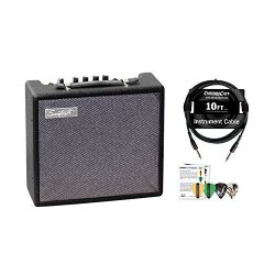Sawtooth ST-AMP-10-KIT-1ST-AMP-10-KIT-1 10-Watt Electric Guitar Amp with Pro Series Cable and Pi ...