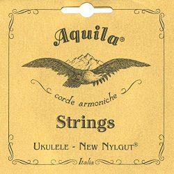 Aquila corde armoniche New Nylgut, Ukulele, Soprano Regular Ukulele Strings