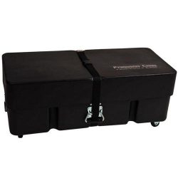 Gator Cases Protechtor Series Classic Compact Drum Hardware Accessory Case; 36″x16″x ...