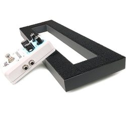 Mr.Power Pedalboard By Aluminium Alloy 15.7″x5.1″ Guitar Effect Pedal Board