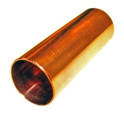 Polished Copper Pipe Guitar Slide (2.25 inch)