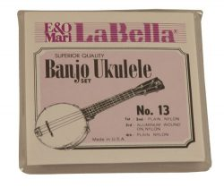 LaBella 13 Banjo Ukulele Strings