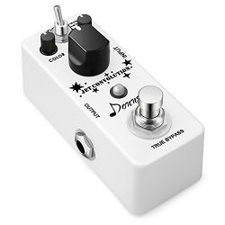 Donner Jet Convolution Flanger Classical Analog Rolling Guitar Effect Pedal 2 Modes
