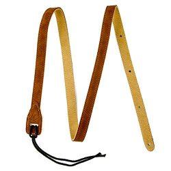 Fender Mandolin Strap, Tobacco Suede