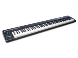 M-Audio Keystation 88 II | 88-Key USB MIDI Keyboard Controller with Pitch-Bend & Modulation  ...