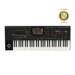 Korg Pa4X Oriental PA4XORT61 61-key Professional Arranger Keyboard with 1 Year Free Extended War ...