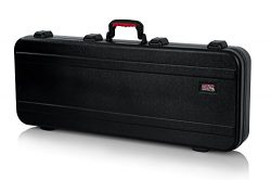 Gator Cases Molded Flight Case for 49-Note Keyboards with TSA Approved Locking Latches; (GTSA-KEY49)