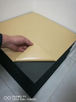 Acoustic Studio Soundproofing Foam Panels (12 Pack) 12″ x 12″ x 1″ THICK (JUST ...