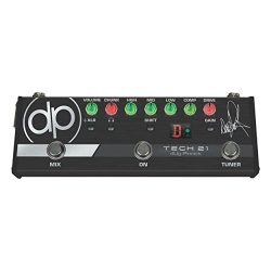 Tech 21 dUg Pinnick DP-3X Signature Pedal – Pre-Amp for Bass