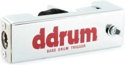ddrum CETK Chrome Elite Bass Drum Trigger