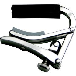 Stainless Steel Deluxe Banjo Capo