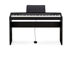 Casio PX-160 Privia Touch Sensitive 88 Key Tri Sensor Scaled Hammer Action Keyboard Digital Pian ...