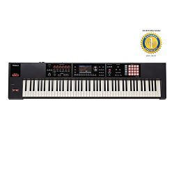 Roland FA-08 88-key Music Workstation with 1 Year EverythingMusic Extended Warranty Free