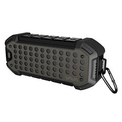 VAVA VA-SK004 24 Hours IPX6 Waterproof Bluetooth Speakers Outdoor Rugged Wireless Portable Speak ...