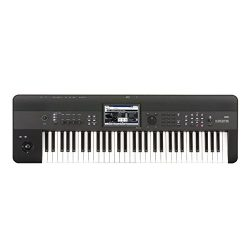 Korg KROME 61-Key Music Workstation Keyboard & Synthesizer