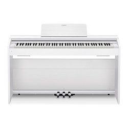 Casio PX870 WH Privia Digital Home Piano, White