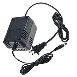 SLLEA AC to AC Adapter For Boss DR-770 DR-880 Dr. Rhythm Drum Machine Roland Replacement Switchi ...