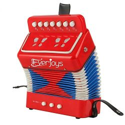 Kids Accordion Music Collection Accordion with Songbook Piano Percussion Accordion Premium Educa ...
