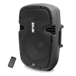 Pyle PPHP1037UB Powered Active PA Loudspeaker Bluetooth System – 10 Inch Bass Subwoofer Mo ...